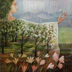 Escritos e Rabiscos da Scheila: Cultivando Meu Jardim
