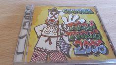 Vendo Cd Triqui Traques 2006. Carnaval de Santa Cruz de Tenerife. Cómpralo aquí: http://www.todocoleccion.net/musica-cds/triqui-traques-2006-carnaval-santa-cruz-tenerife~x49923294