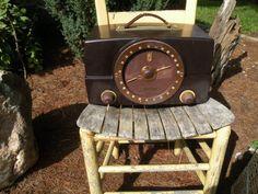 Vintage RadioZenith by Traincasesandmore on Etsy, $25.00