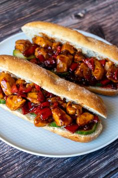 Good Totally Free Hot chicken sandwich Recipes Personal Body Plan Popular Nowadays I am going to show you steps to make the basic membership sandwich. This dual decker plast Sandwiches, Asian Recipes, Healthy Recipes, Lunch Snacks, Food Inspiration, Love Food, Food To Make, Chicken Recipes, Food Porn