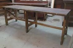industrial work table - Google Search