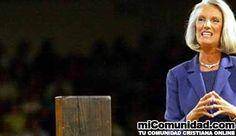 """""""Iglesia debe prepararse para el rapto"""", dice hija de Billy Graham"""