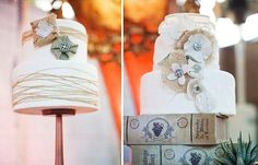 NCK loves rustic chic! Burlap is one of our all time faves! Here is a creative use for it!