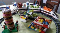 Edulliset legosynttärit