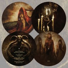 Opeth  (Ghost Reveries) Picture Disc
