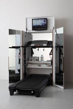Best Home Exercise Machine for Modern Interior Design - Xfit from Tumidei