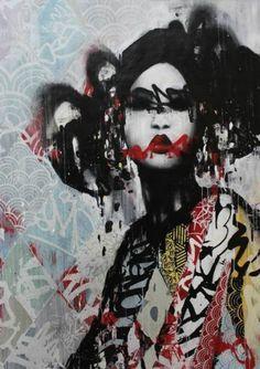 Hush – Unseen @ Corey Helford Gallery (California)