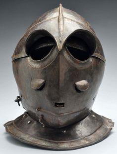 The Savoyard Style Helmet, Europe, 16th century.