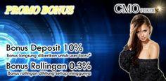 Terbaik dan Terpercaya untuk games poker online anda kunjungi http://cmopoker.com/