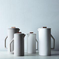 Ceramic French Press on Food52