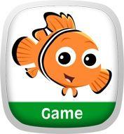 LeapFrog App Center: Disney·Pixar Finding Nemo: Reef Builder this look too freaking cute!