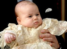 Happy 4 Month Birthday to HRH #PrinceGeorge Alexander Louis of Cambridge born on July 22, 2013 @ St. Mary's Hospital