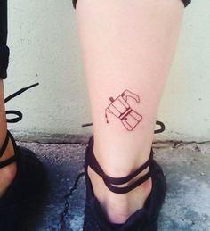 d Piercing Tattoo, Piercings, Black Tattoos, Cool Tattoos, Tattoo Cafe, Tatuaje Old School, Coffee Tattoos, Future Tattoos, Tatting