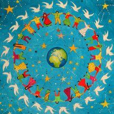 circle dance around the world