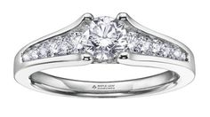 Engagement rings that tell your unique Ontario love story. Your story begins at Poag Jewellers. Canadian Diamonds, White Gold Diamonds, Diamond Rings, Heart Ring, Pure White, Engagement Rings, Pure Products, Jewels, Lady