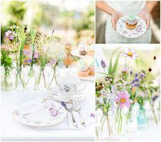 Blumen Tisch