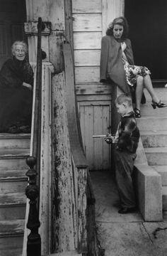 HENRI CARTIER-BRESSON San Francisco, California. USA, 1946