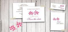 Ideensammlung-Roter Faden für die Papeterie-Symbole-Hochzeitseinladungen und Hochzeitskarten sowie Babykarten und andere Anlasskarten Save The Date, Place Cards, Place Card Holders, Inspiration, Decor, Monogram, Card Wedding, Wedding Ideas, Graphics