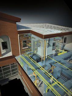 BIM Operations Facility Management Revit MEP chavsa