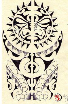 maori sketches - Google Search