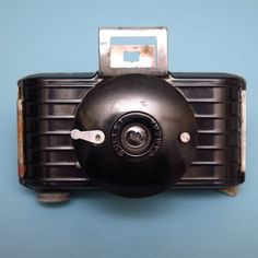 Rare Art Deco 1936 Kodak Bullet Bakelite Camera - 127 Film Walter Dorwin Teague #Kodak