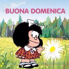Buona Domenica da Mafalda