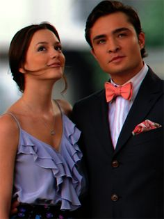 chuck and blair. I'll always be a little obsessed.