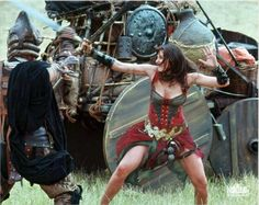 Costumes Galore in The Xena Scrolls Forum
