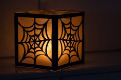 Last minute Halloween Dekoration