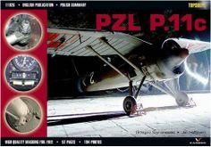 PZL P.11C (Topshots) #Book