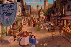 13 Real-Life Places That Inspired Your Favorite Disney Movies