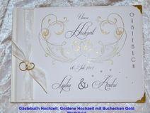 Gästebuch Hochzeit,Ornamente,Farbwahl,Gästebuch,95