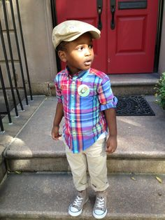 Toddler Boy Fashion // MomMeNyc.Com
