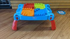 Check out this Mega Bloks Building Table ($25) #gentlyused #buysellrepeat #baby #infants #toddlers #fayettevillemoms #fortbraggnc #fayettevillenc #children #kids #onceuponachildfayettevillenc Infants, Nerf, Toddlers, Toys, Children, Building, Check, Table, Young Children