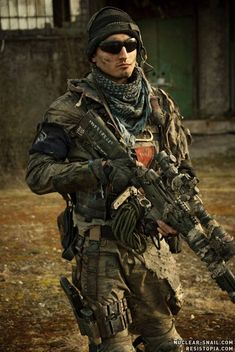 Urban sniper outfit military on pinterest tactical gear special
