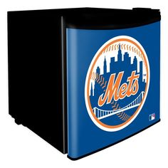 Use this Exclusive coupon code: PINFIVE to receive an additional 5% off the New York Mets MLB Dorm Room Refrigerator at SportsFansPlus.com