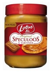 Speculoos - the spread!   Even better when you actually spread it on the cookie!