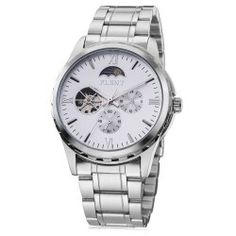 SHARE & Get it FREE   FLENT b091 Tourbillon Working Sub-dials Male Automatic Mechanical WatchFor Fashion Lovers only:80,000+ Items • New Arrivals Daily • Affordable Casual to Chic for Every Occasion Join Sammydress: Get YOUR $50 NOW!