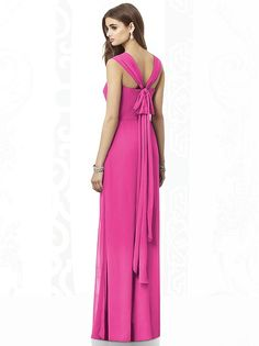 After Six Bridesmaids Style 6693 http://www.dessy.com/dresses/bridesmaid/6693/?color=fuchsia&colorid=17#.VMlGjNKsWSo