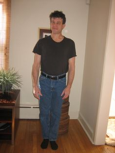 Michael after 35 lbs healthier! Maintaining the weight lose for over 2 1/2 years
