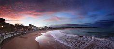 Paseo de la playa del Sardinero, Santander