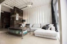 Shipping Containers Converted into a Unique Living Space (18 Photos) - Suburban Men - March 15, 2016