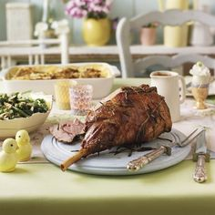 Easter recipes: From a cheat's feast to an elegant spread