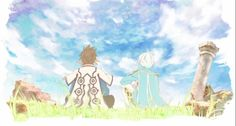 ❤Tales of Zestiria The X - Sorey and Mikleo❤