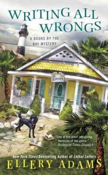 While attending the Coastal Carolina Crime Festival where Silas Black, a celebrity screenwriter and television producer is speaking, newlyweds Olivia and Chief Rawlings, along with the rest of the Bayside Book Writers, are faced with strange occurrences and a real-life murder.