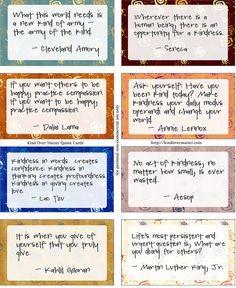 Great quotes - kindness Amory Dalai Lama Lennox Martin Luther King jr. Lao Tzu