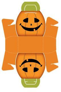 Fábrica de Sonhos: Caixinhas Halloween
