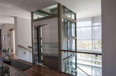 Residential Glass Elevator