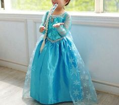 Elsa Long Sleeved Dress