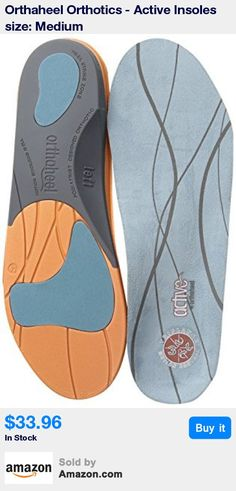 Designed to provide greater control in faster paced activities such as running and fast walking. * 4 degree rear foot wedge to provide support and control which helps prevent excess pronation. * EVA orthotic with re-enforced- hardened plastic (PE) shell for added motion control and stability. * Cushioned shock dot in the heel for added shock absorption. * Can be trimmed in forefoot if necessary. * 02:28 Feb 2 2017